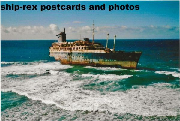 AMERICAN STAR (wreck of) photo (a)